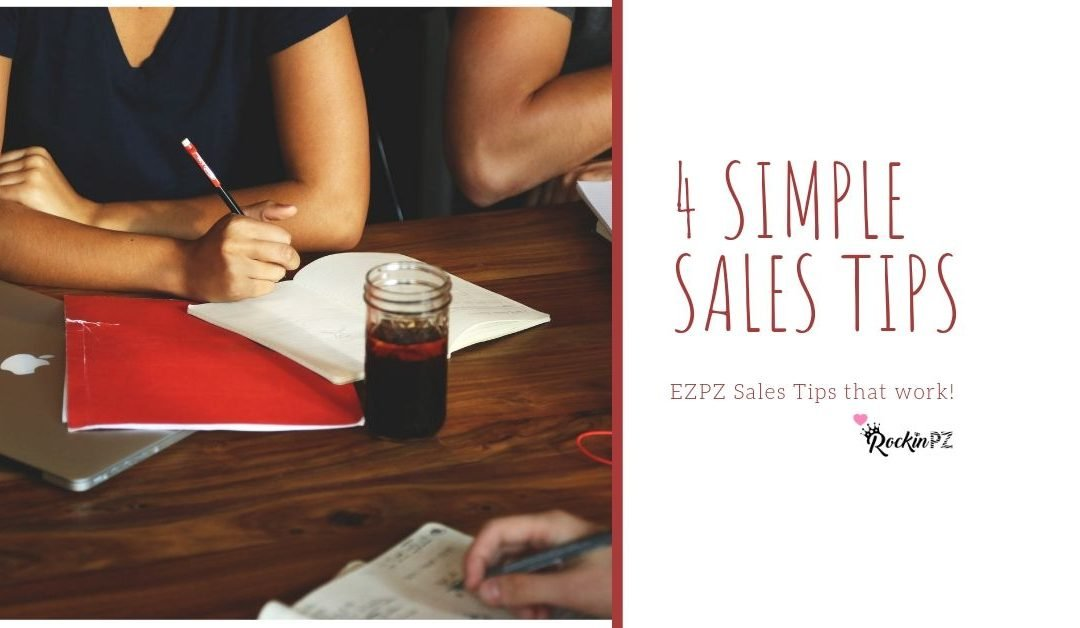 Sales Tips that work!