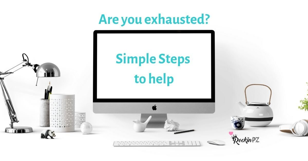 Are you exhausted?