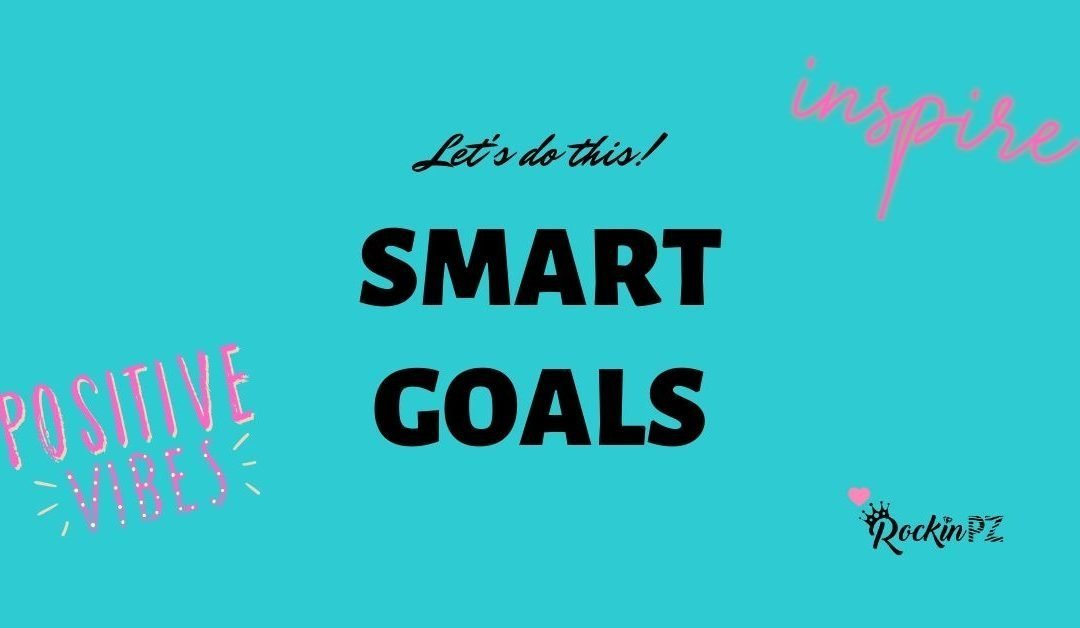 It's time for GOALS!
