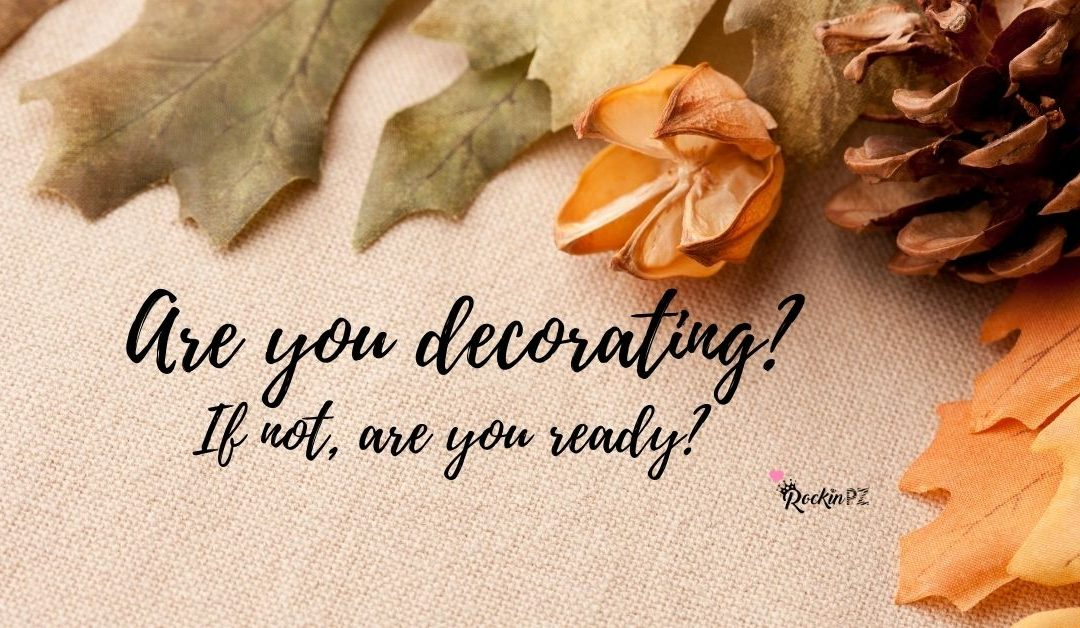 Ready to decorate?