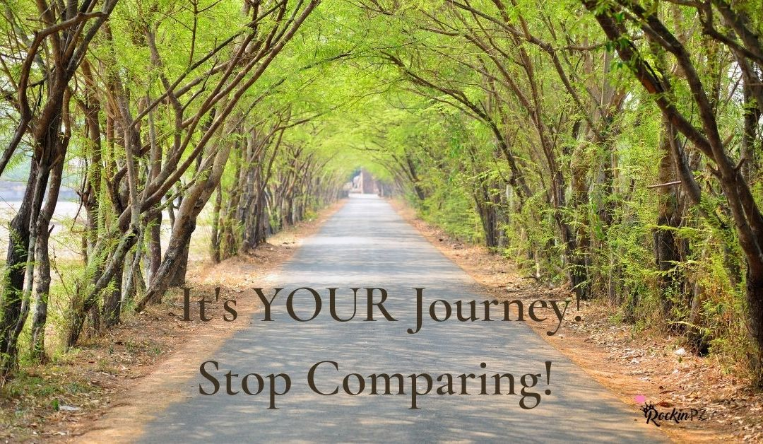 Stop comparing!