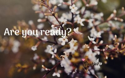 You have to be ready!