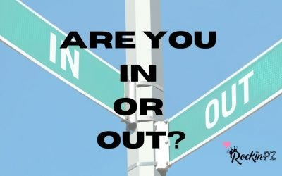 Are you IN or OUT?