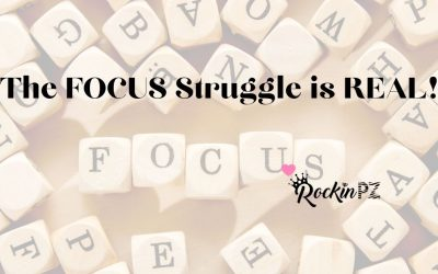 The Focus Struggle is REAL!
