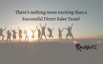 There's nothing more exciting than a Successful Direct Sales Team!