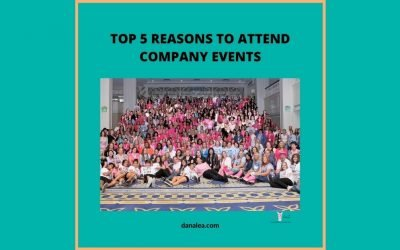 The Top 5 Reasons to attend Direct Sales Company Events