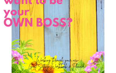 Why do you want to Be Your Own Boss?
